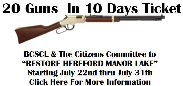 20 Guns In 10 Days Ticket