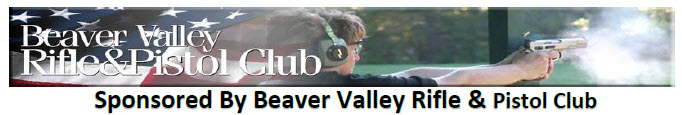 Sponsored by Beaver Valley Rifle And Pistol