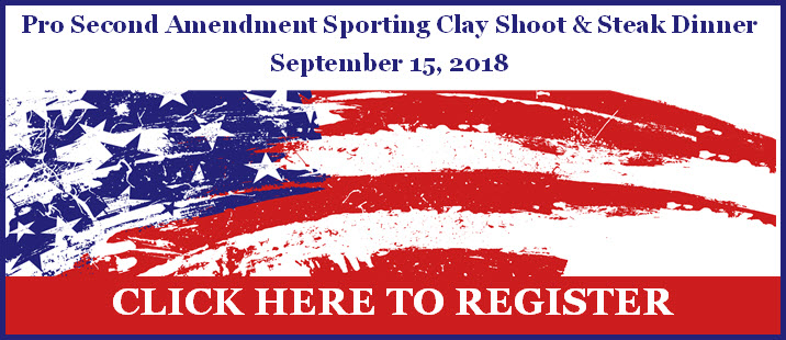 Sporting Clay Shoot September 15, 2018