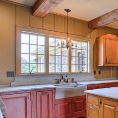 Craftsman Kitchen Backsplash Refinish Or Replace Cabinets | Bucks Country Soapstone Company Inc.