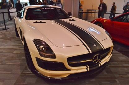 Sporty Mercedes