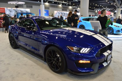 Shelby GT350 ~ I want!