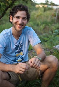 Recent BCT graduate creates permaculture garden at UMass