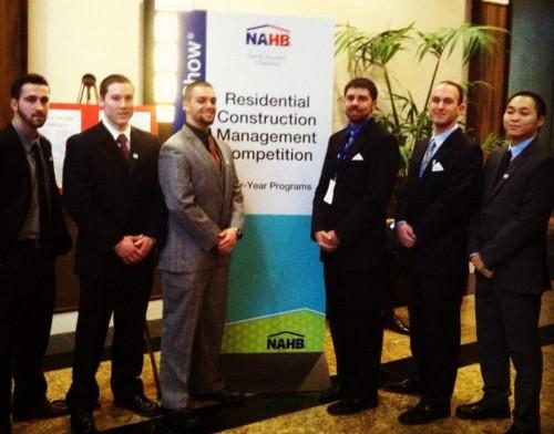 NAHB Student Group