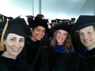 Proud professors!!!
