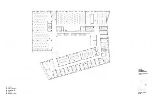 Design Building Second Floor