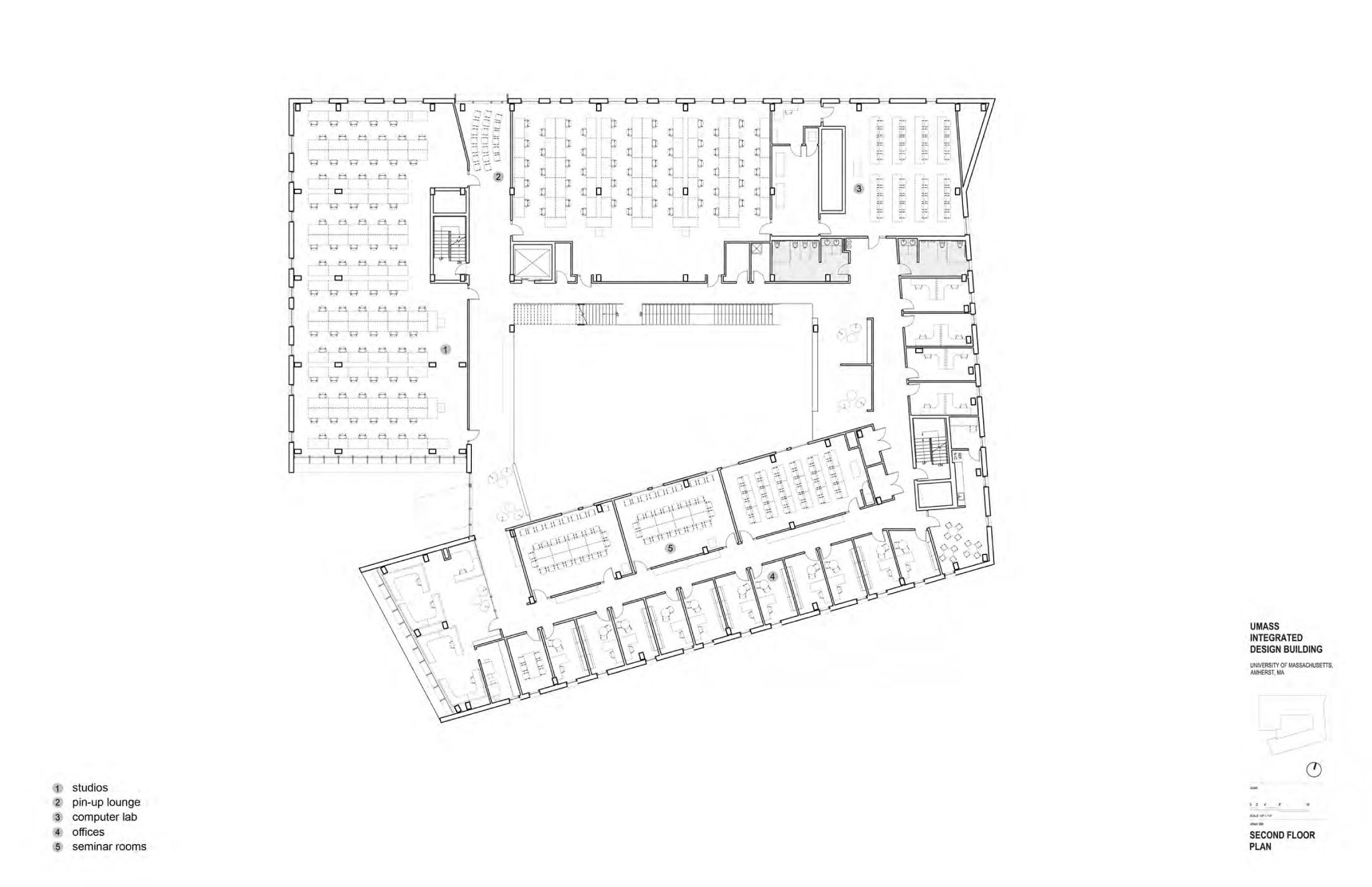 DB Second Floor