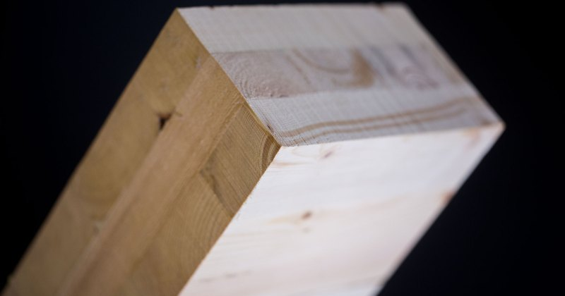 Excitement builds about possibility of local wood use for Cross-Laminated Timber