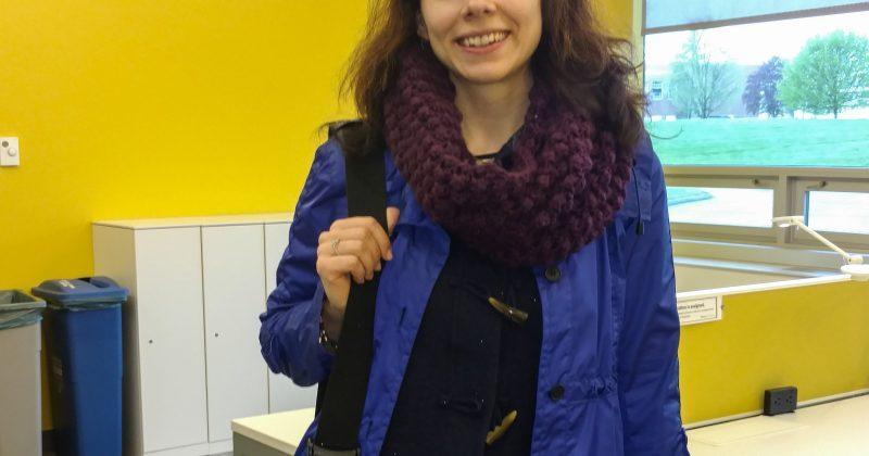 BCT Alumnus Profile: Irina Makucha (BS '14)