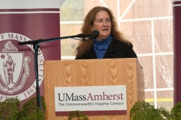 Provost Newman (UMass/Thomas Kendall)