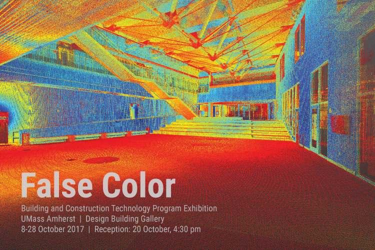 "BCT Exhibit: ""False Color"" @ Design Building Gallery | Amherst | Massachusetts | United States"