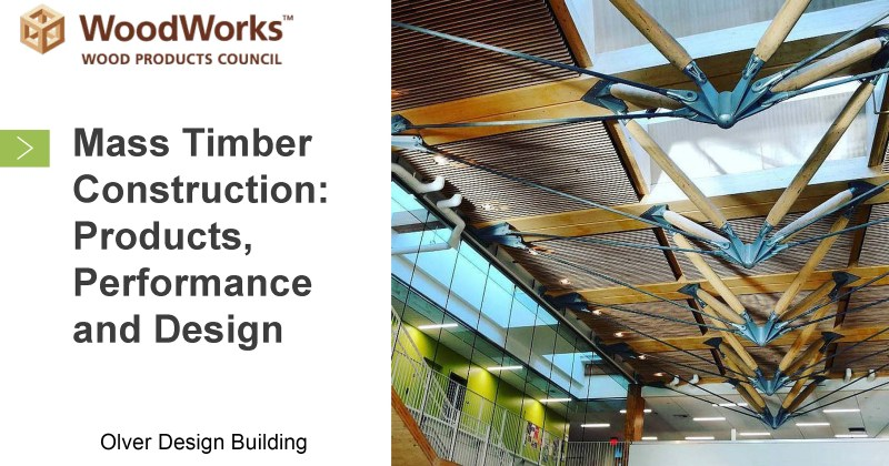 BCT Lecture: Designing with Mass Timber