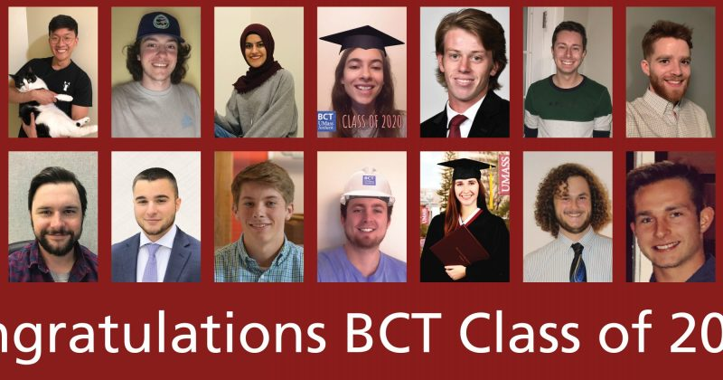 Congratulations to BCT's Class of 2020!