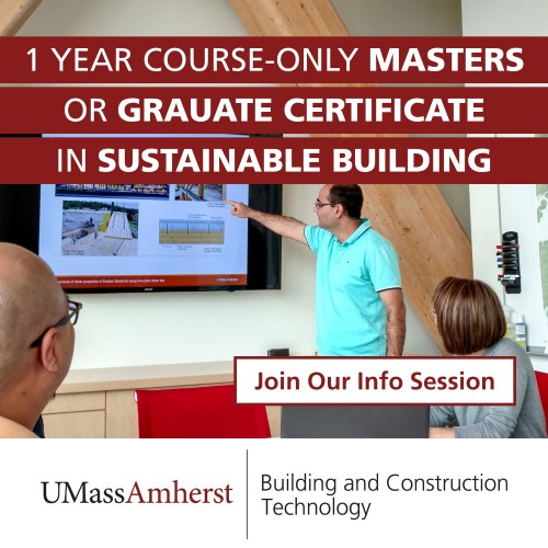 BCT Professional Masters Info Session @ VIRTUAL