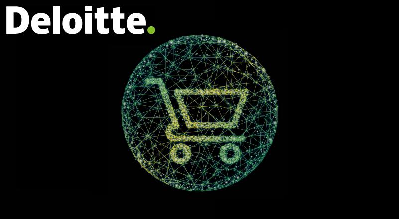 Deloitte report retail with blockchain technology