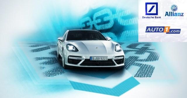 blockchain car financing platform