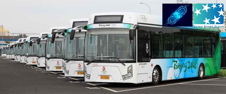 $24 billion deal for china's electric buses
