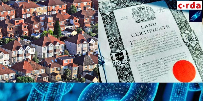 blockchain land registry solutions