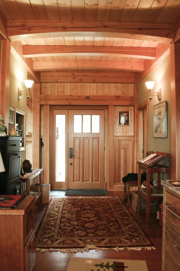 Small Homes - British Columbia Timberframe Company