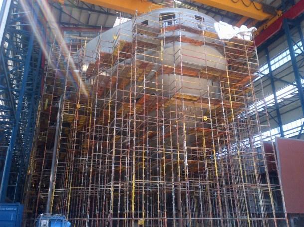 Shipbuilding - gen 1