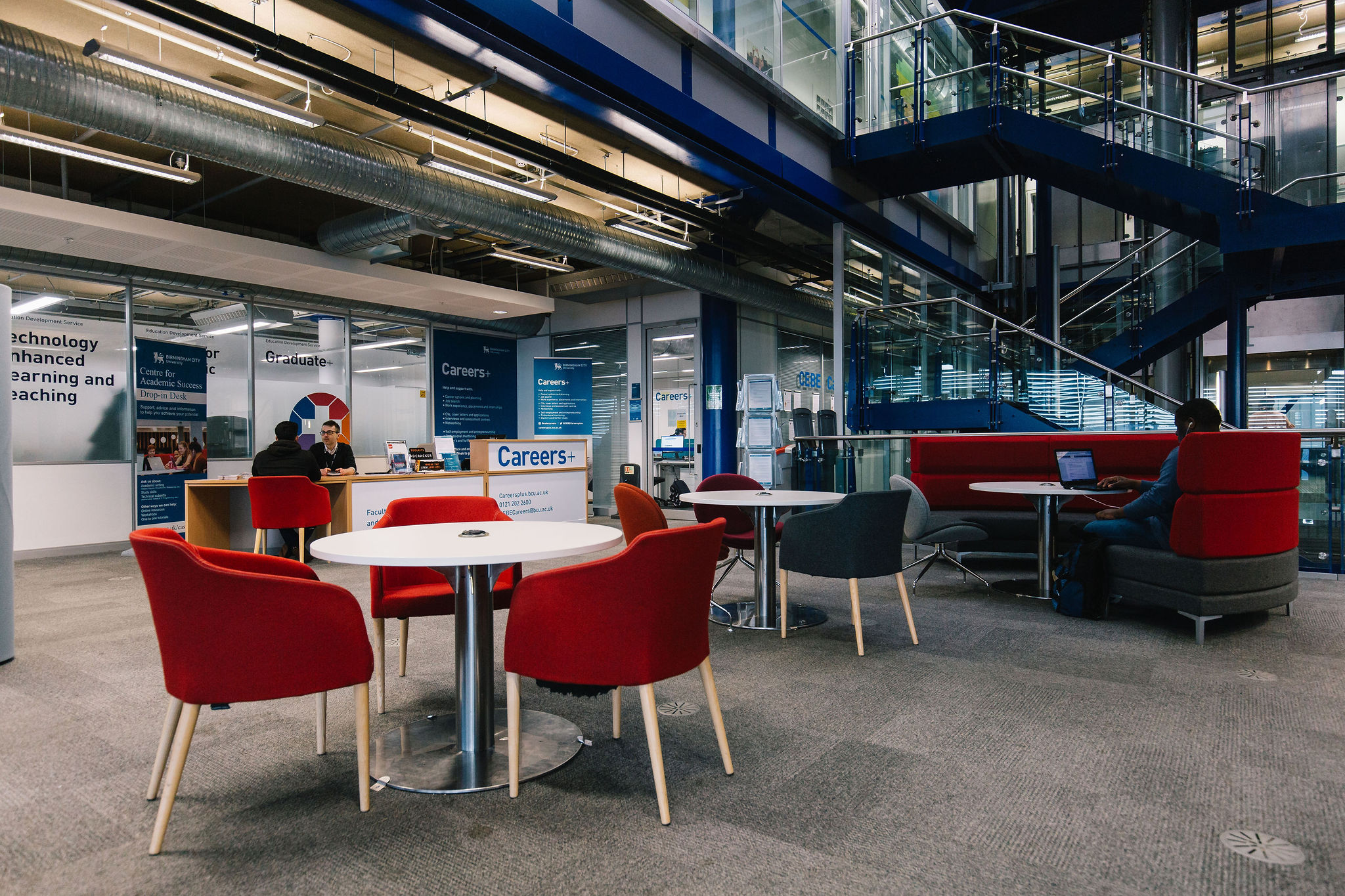 Level 3 Social Space