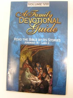 Family Devotional Guide (Set)