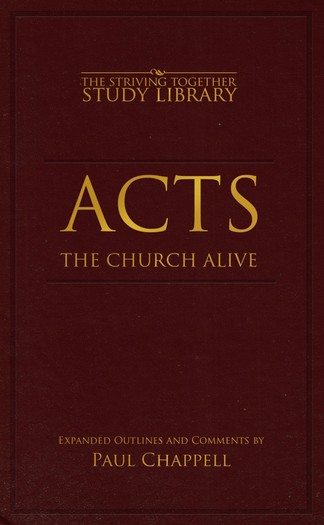 Acts (Church Alive)