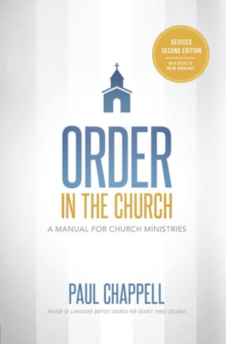 Order in the Church (revised 2nd edition)