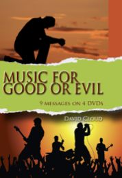 Music for Good or Evil-DVD set