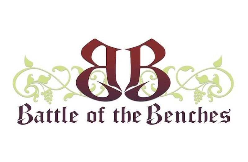 Battle of the Benches in Penticton, BC