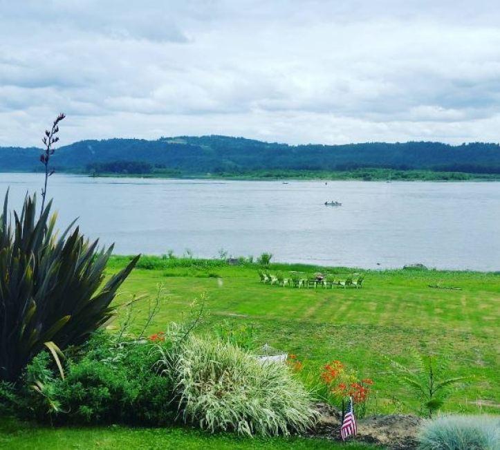 Columbia River Washougal, Wa