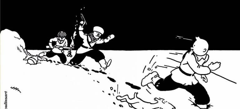 Hergé Tintin Et Les Soviets – La naissance d'une œuvre