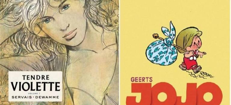 Les lectures de votre été : Violette et Jojo, deux intégrales à ne pas rater !