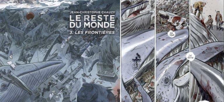 Le Reste Du Monde : 3. Les Frontières