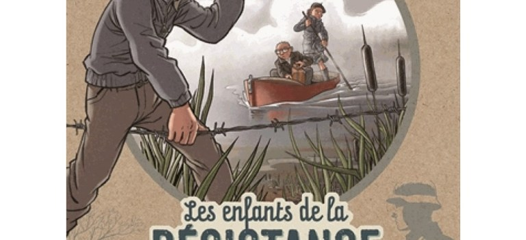 Les enfants de la Résistance : 5. Le Pays Divisé