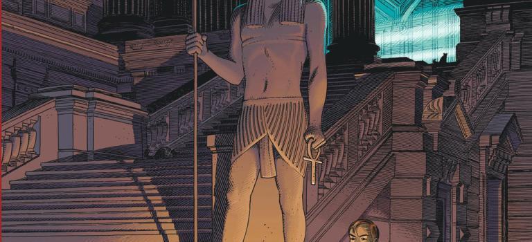 Blake et Mortimer – Le Dernier Pharaon
