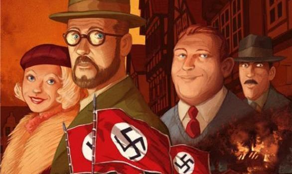 Chez Adolf : 1. 1933