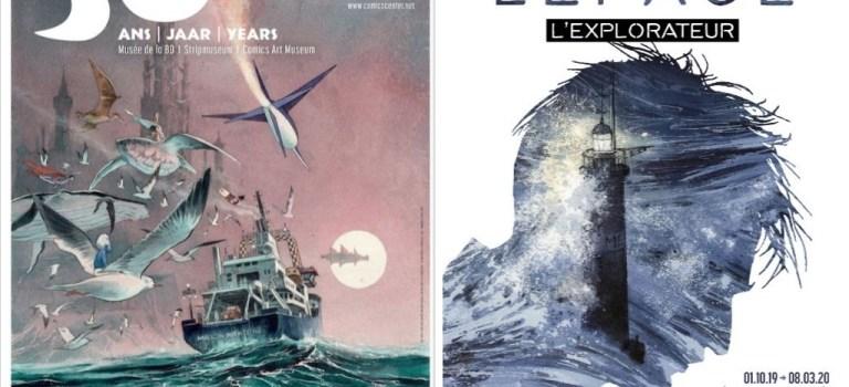 Le Musée de la Bande Dessinée fête ses trente ans avec une exposition d'Emmanuel Lepage à ne rater sous aucun prétexte !