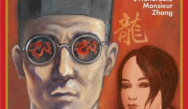 China Li : 2. L'Honorable Monsieur Zhang