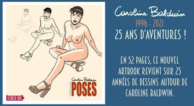 Caroline Baldwin – Poses
