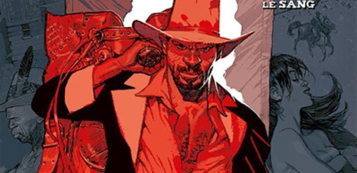 Deadwood Dick – 1. Noir comme la nuit, Rouge comme le sang