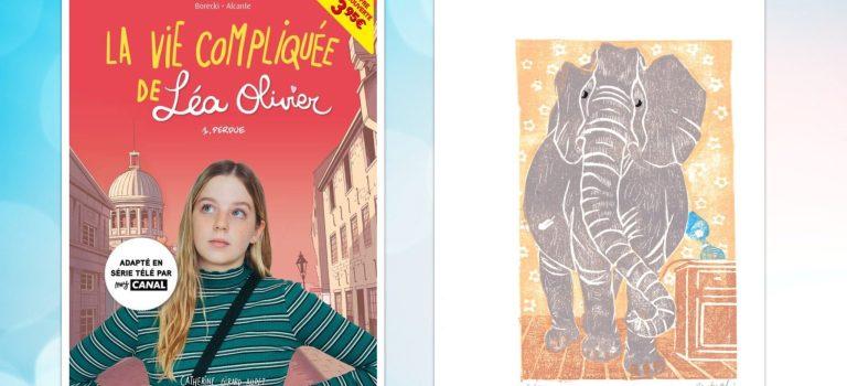 La Vie Compliquée de Léa – L'Eléphant