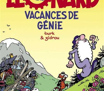 Léonard – 52. Vacances De Génie
