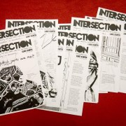 INTERSECTION zine set