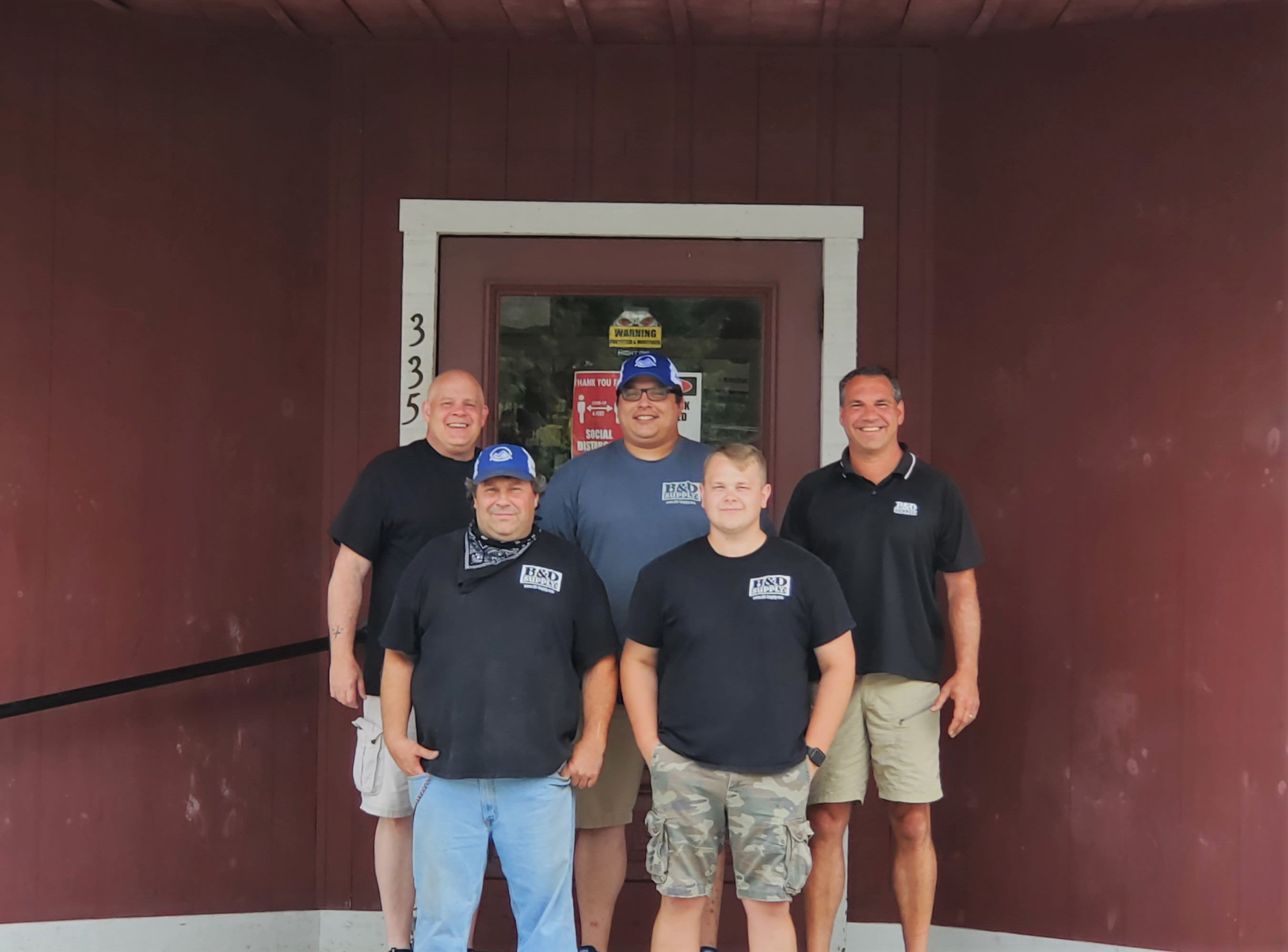 B&D Supply Southbridge Employees