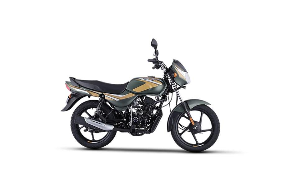 Bajaj CT 100 ES Alloy BS6 On Road Price in Hyderabad