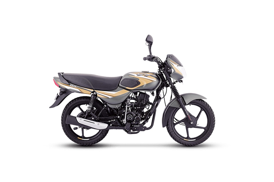 Bajaj CT110 ES Alloy On Road Price in Hyderabad & 2020