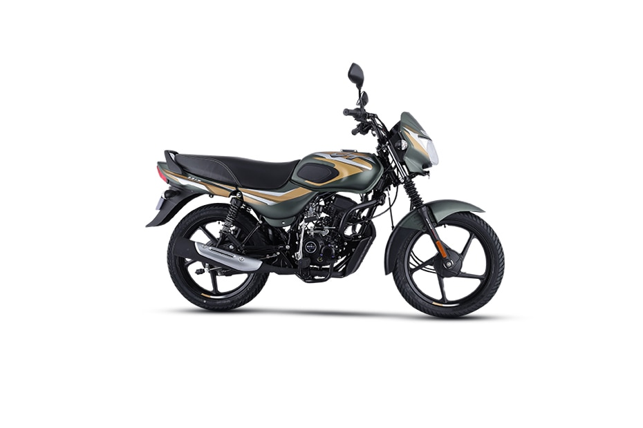 Bajaj CT110 Colours in India, Bajaj CT110 Colour Images