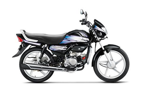 Hero HF Deluxe Price, EMI, Specs, Images, Mileage and Colours