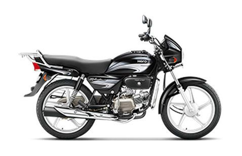 Hero Splendor Plus Kick Spoke On-Road Price and Offers in